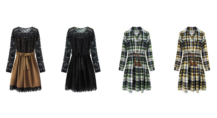 Šaty Madam a Rubi