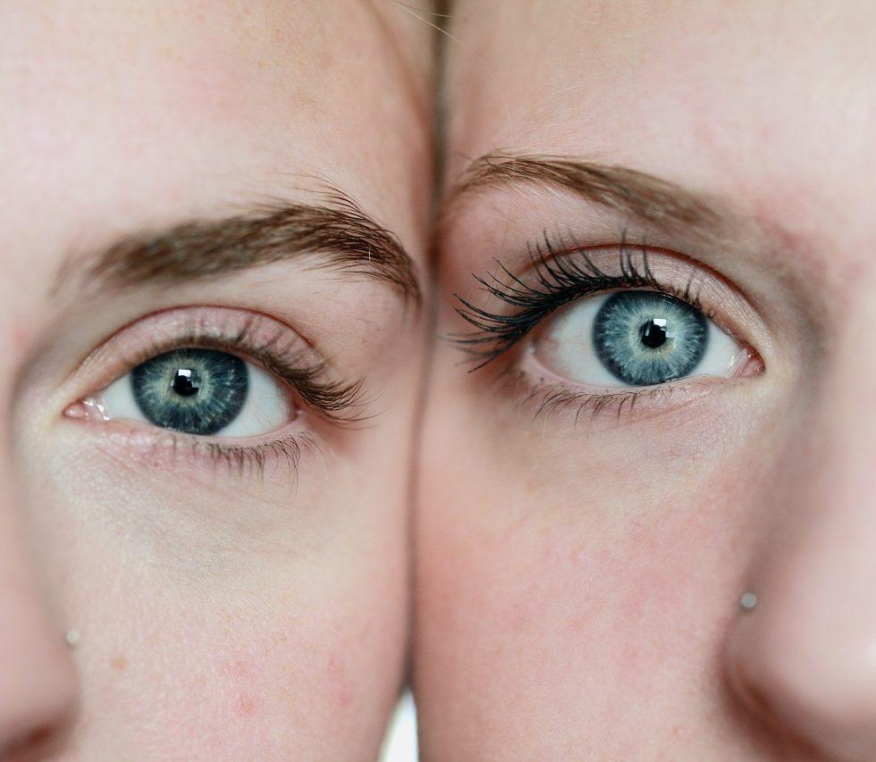 Oči ženy