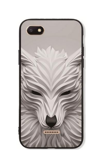 Obal na mobil vlk