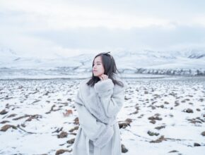 Pokožka v zime