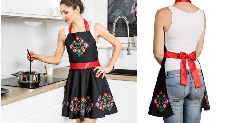 Zásterové šaty
