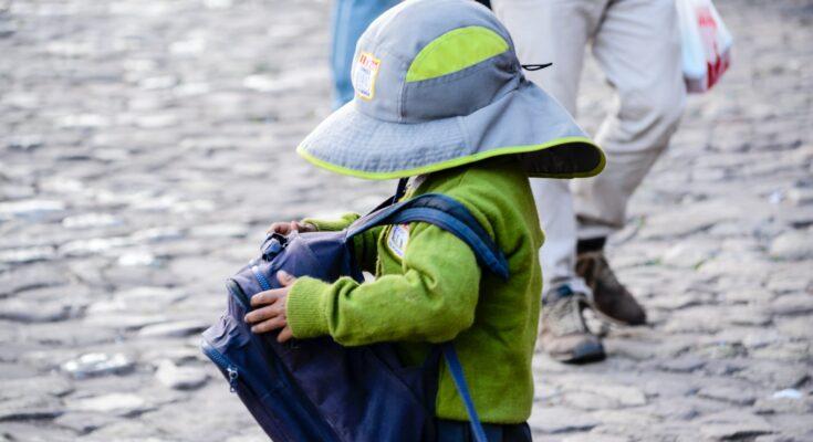 Prváčik: školská taška