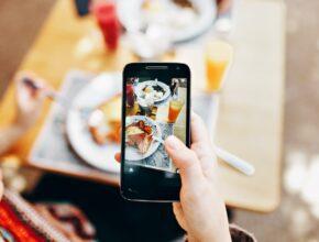 Aplikácia rozvoz jedla